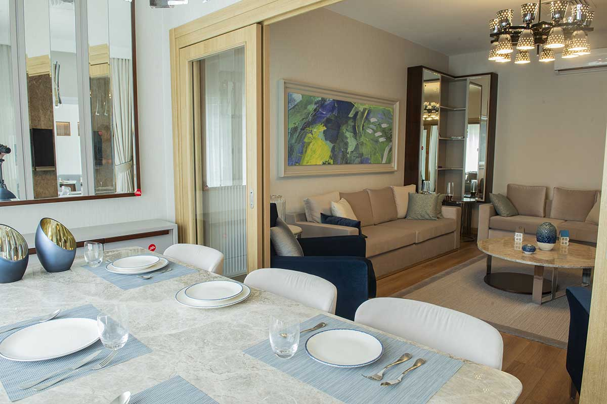 Luxury real estate in Alanya