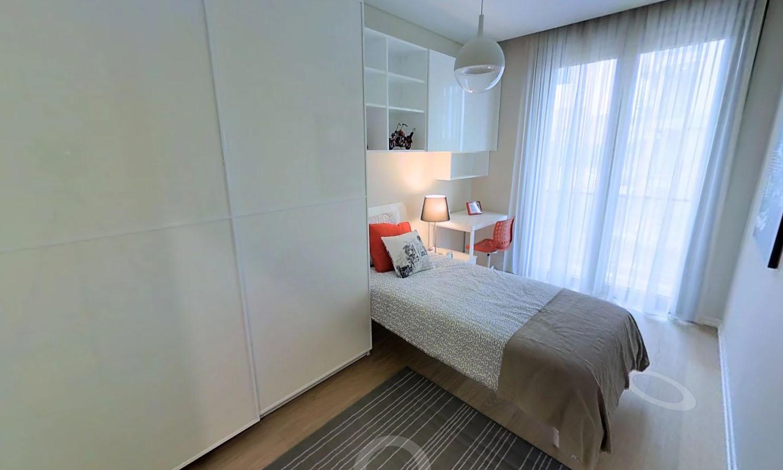 Fine apartments in Turkey